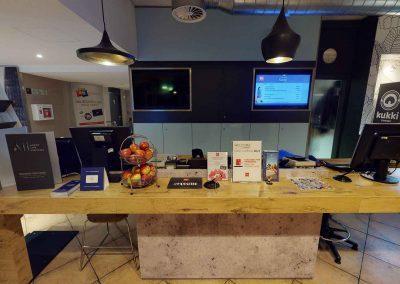 ibis-Hotel-Koln-Airport-Check In Bereich